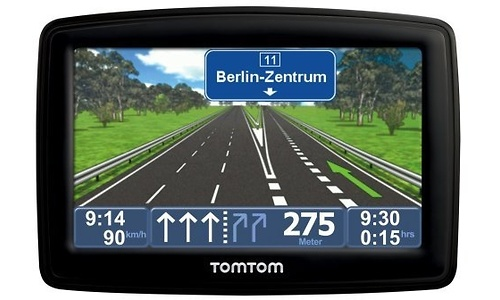 TomTom XL2 IQ Routes Central Europe