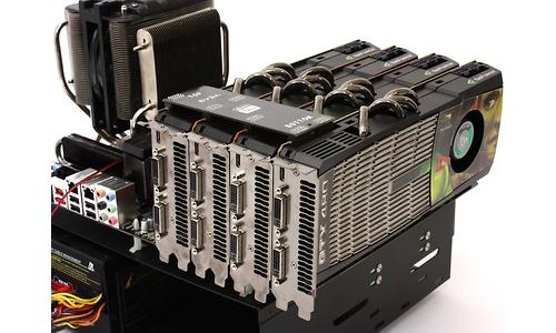 Nvidia GeForce GTX 480 SLI (4-way)