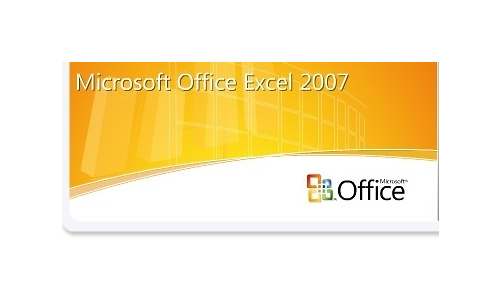 Microsoft Excel 2007 Home & Student NL