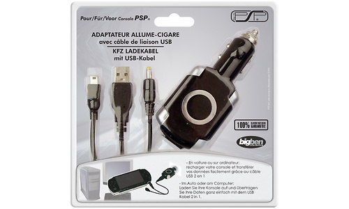 BigBen Carlighter Adaptor PSP