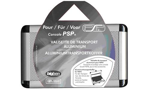 BigBen Aluminium Case for PSP