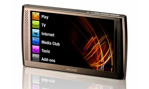 Archos 7 Home Tablet 8GB Black