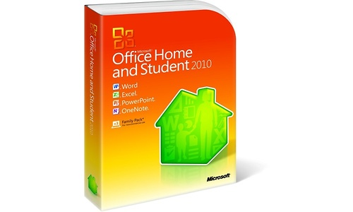 Microsoft Office Home & Student 2010 NL (Retail)
