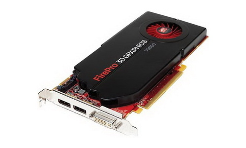 AMD FirePro V5800 1GB