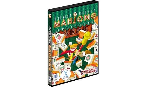 Freeverse Burning Monkey Mahjongg (MAC)