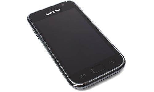 Samsung Galaxy S i9000 Black