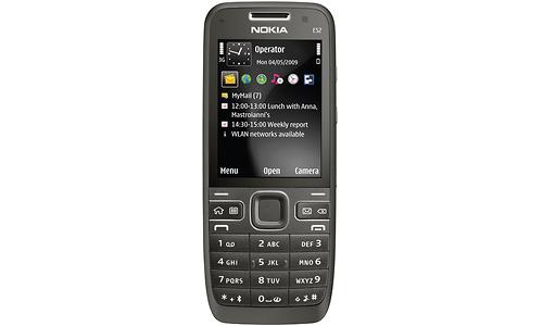 Nokia E52 Black
