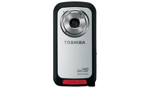 Toshiba Camileo BW10 Silver