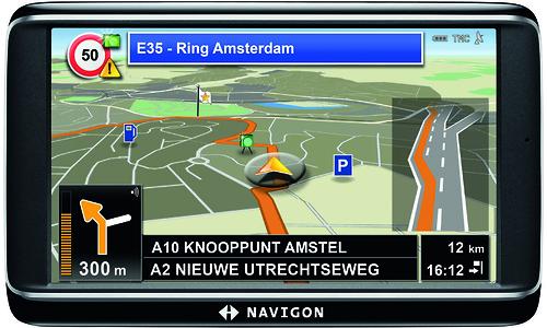 Navigon 70 Plus Europe