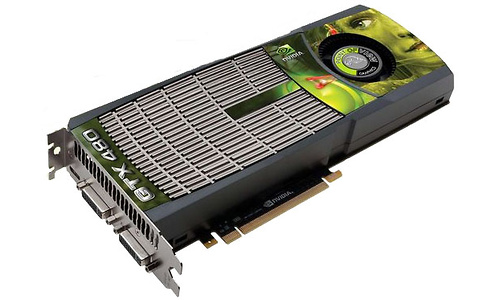 Point of View GeForce GTX 480 Charged 1536MB