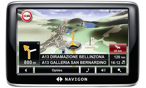 Navigon 40 Premium Live Europe