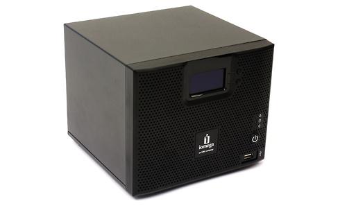 Iomega ix4-200d 8GB