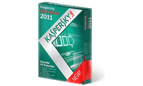 Kaspersky Anti-Virus 2011 BNL