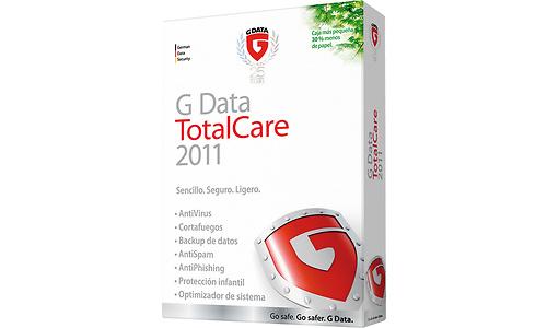 G Data TotalCare 2011 NL