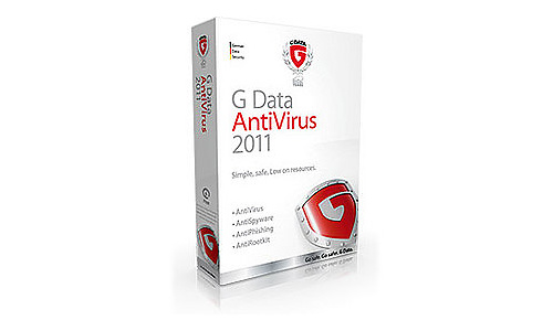 G Data AntiVirus 2011 EN