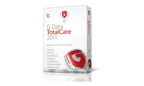 G Data TotalCare 2011 EN 3-user
