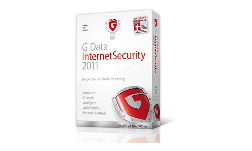 G Data InternetSecurity 2011 EN