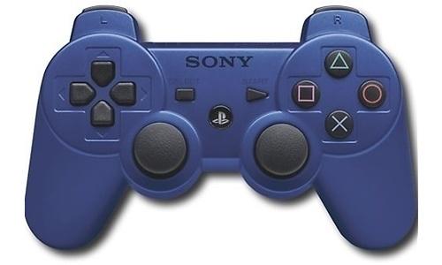 Sony PS3 Wireless DualShock Controller Blue