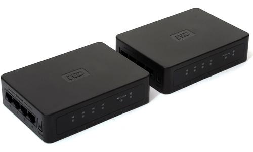 Western Digital LiveWire Powerline AV NW kit