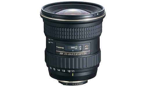 Tokina AT-X 116 Pro DX 11-16mm f/2.8 (Nikon)
