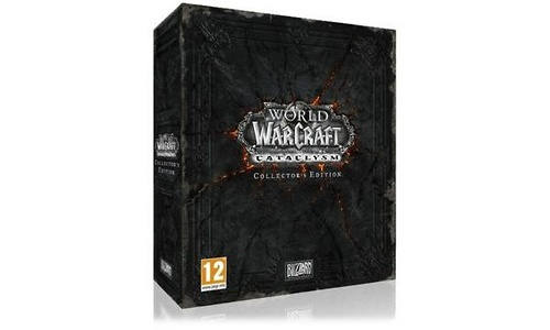 World of WarCraft: Cataclysm, Collector's Edition (PC)