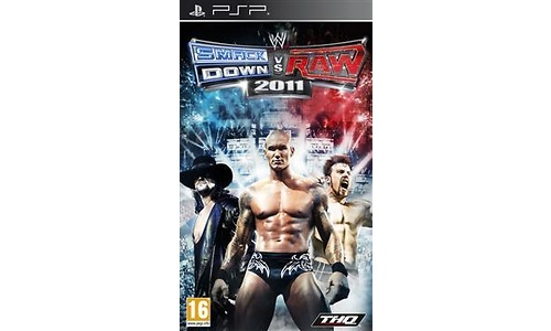 WWE SmackDown vs Raw 2011 (PSP)