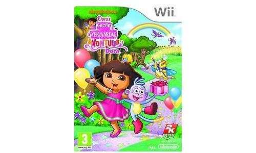 Dora's Grote Verjaardag Avontuur (Wii)