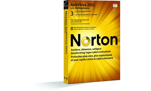 Symantec Norton Antivirus 2011 BNL 5-user