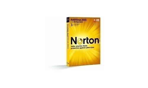 Symantec Norton AntiVirus 2011 EN Upgrade 3-user