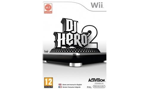 DJ Hero 2 (Wii)