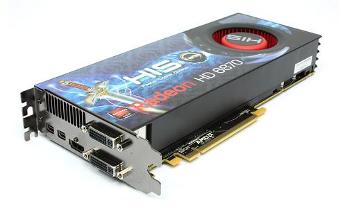 HIS Radeon HD 6870 Fan Turbo 1GB