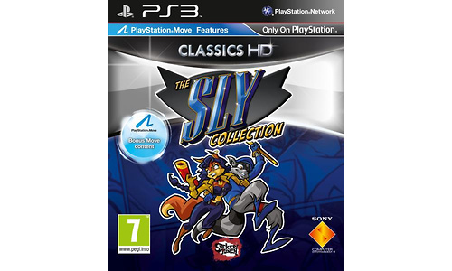 The Sly Trilogy (PlayStation 3)