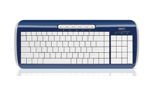 Sweex Acai Berry USB Keyboard Blue