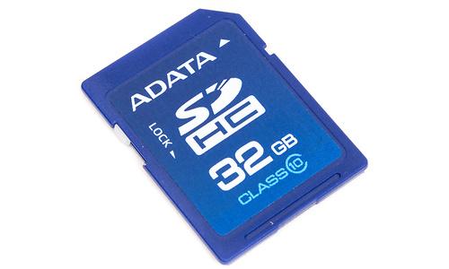 Adata SDHC Class 10 32GB