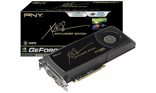 PNY GeForce GTX 580 1536MB