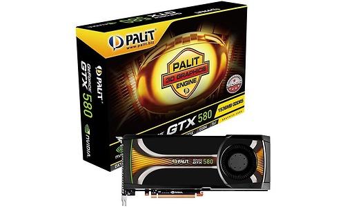 Palit GeForce GTX 580 Sonic 1536MB