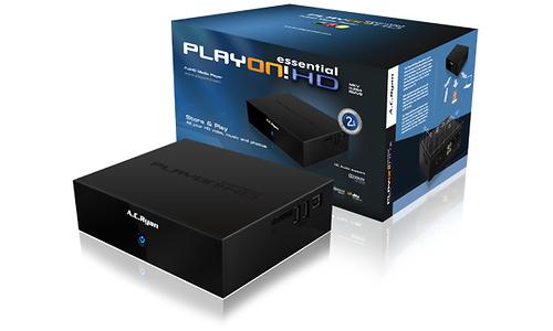 AC Ryan Playon!HD Essential 2TB