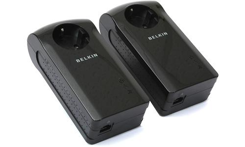 Belkin Surf Powerline AV+ Dual Pack