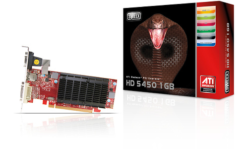 Sweex Radeon HD 5450 1GB