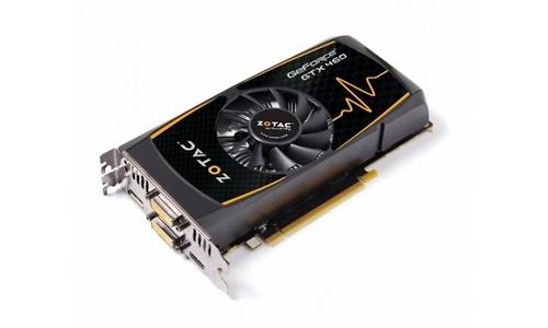 Zotac GeForce GTX 460 SE 1GB