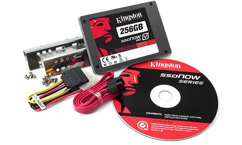 Kingston SSDNow V100 256GB (desktop bundle)