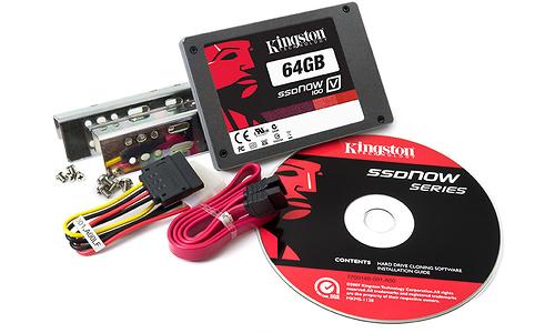Kingston SSDNow V100 64GB (desktop bundle)