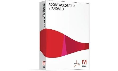Adobe Acrobat Standard 9.0 NL