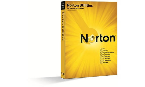 Symantec Norton Utilities 14.5 NL 3-user