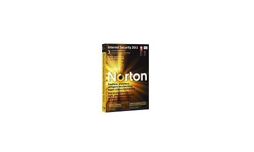 Symantec Norton Internet Security 2011 BNL 3-user