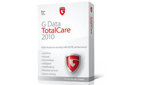G Data TotalCare 2010 EN