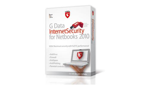 G Data InternetSecurity for Netbooks 2010 EN