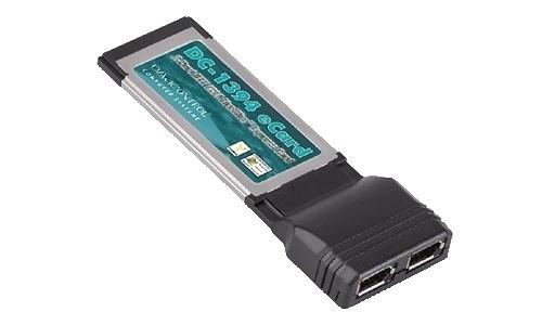 Dawicontrol DC-1394 eCard