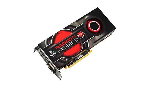 XFX Radeon HD 6870 XXX Edition 1GB