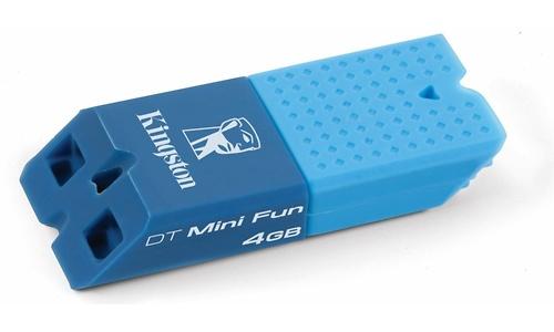 Kingston DataTraveler Mini Fun G2 4GB Blue